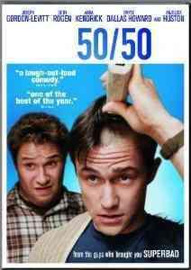 50/50 BY LEVITT,JOSEPH GORDO (DVD)