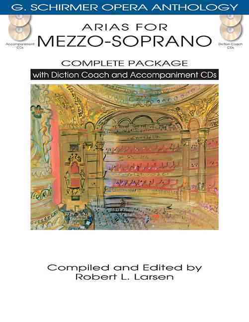 Arias for Mezzo-Soprano Complete Package By Larsen, Robert L. (EDT)